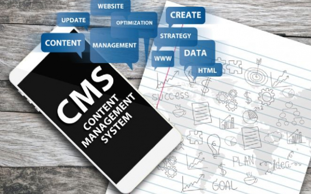 Website zelf aanpassen dankzij handige CMS