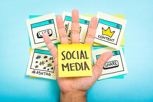 De voordelen van sociale media