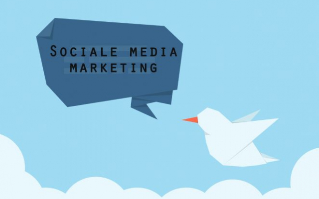 Sociale media marketing, een vorm van word-of-mouth