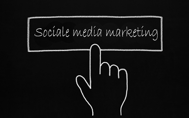 Sociale media marketing voor uw onderneming