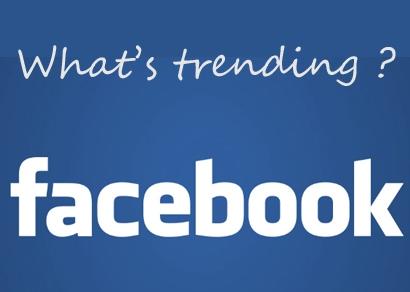 'Trending' op Facebook: een overzicht van de populairste onderwerpen