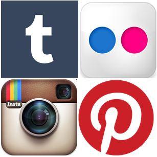 Foto's delen via sociale netwerken: wat, waar en hoe?