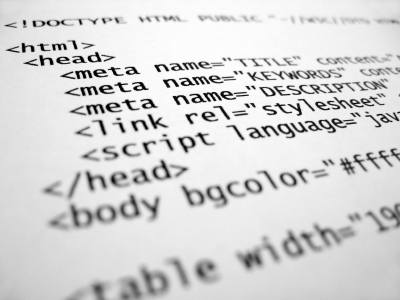 Meta tags: title, keywords, description