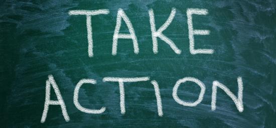 Call to action, CTA opnemen in nieuwsbrief