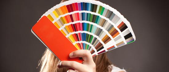 Pantone kleuren voor drukwerk (PMS)