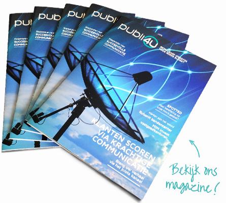 Online magazine september 2015: ondersteunende communicatie