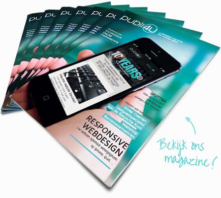 Online magazine september 2013: responsive webdesign