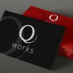 Leuke visitekaartjes voor Qworks uit Westrozebeke
