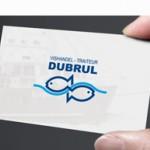 Leuke visitekaartjes voor Vishandel Dubrul