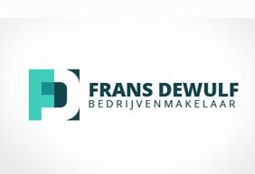Een gloednieuw logo voor Frans Dewulf