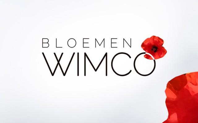 Logo ontwerp voor Bloemen Wimco