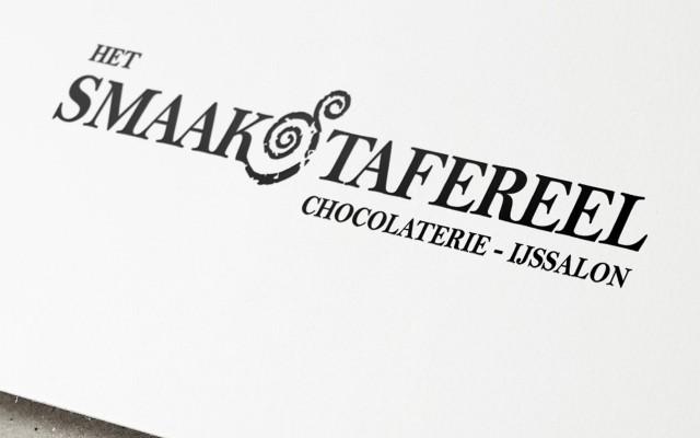 Smaakvol logo voor Het Smaaktafereel