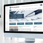 Mobiele site voor Kantoor Sanctorum & co