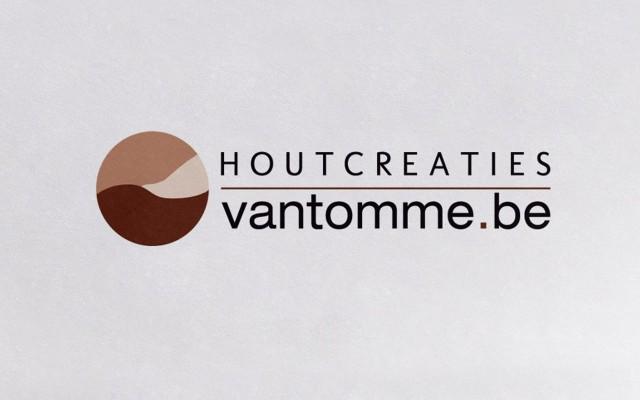 Logo ontwerp voor Houtcreaties Vantomme