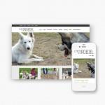 Professionele website voor Leven in de roedel uit Rollegem