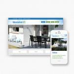 Pro pakket website voor Vakantiehuis 575