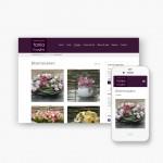 Pro Pakket website voor Tania Huyghe Hoeve De L'art uit Lauwe