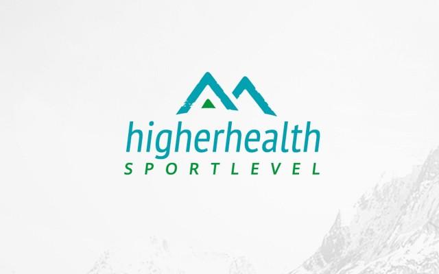 Logo ontwerp voor Higherhealth Sportlevel