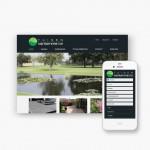 Pro pakket website voor Tuinen Vantomme uit Marke