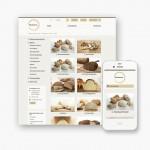 Gloednieuwe webshop op maat voor Vandeburie uit Zwevegem