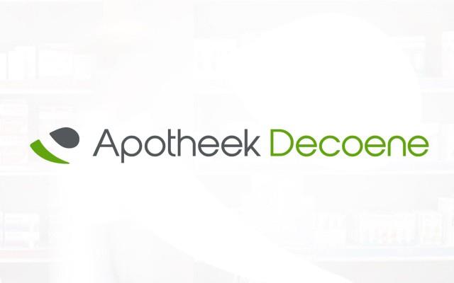 Logo voor Apotheek Decoene en Apotheek De klokkeput uit Roeselare