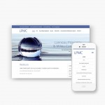 Lite pakket website voor Lpmc uit Ingooigem