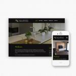 Pro pakket website voor schrijnwerker Nick Verstuyf uit Heule