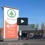 Spar Moeskroen bedrijfsfilmpje: voorstelling van de winkel