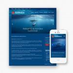 Pro pakket website voor de Kortrijkse Duikersklub