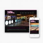 Pro pakket website voor Bowling Pottelberg uit Kortrijk