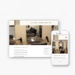 Lite pakket website voor Coiffure Christine uit Marke