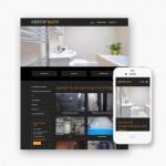 Pro pakket website voor Reno Badkamer uit Bellegem