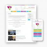 Nieuwe Pro pakket website voor Basisschool Het Vlinderbos uit Ooigem