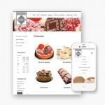 Nieuwe Pro pakket website Bakkerij Barlis uit Menen