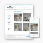 Pro pakket website voor schilder Kurt Peers uit Zwevegem