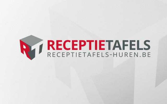 Sterk logo voor Receptietafels Huren