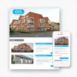 Droom website voor Droom vastgoed