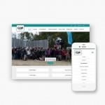 Pro pakket website voor CLW Kortrijk