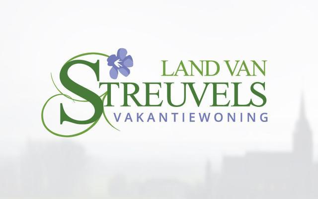 Logo ontwerp voor vakantiewoning Land van Streuvels uit Ingooigem