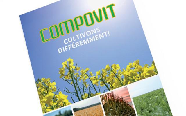 Brochure voor Compovit uit Rollegem en Veurne
