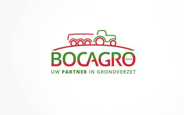 Logo ontwerp voor Bocagro uit Aalbeke