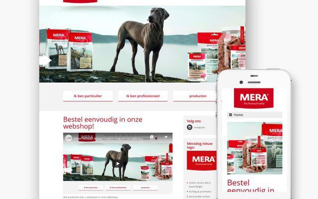 Plus webwinkel voor Mera Petfood