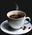 Kopje koffie bij het bespreken van uw nieuwe website